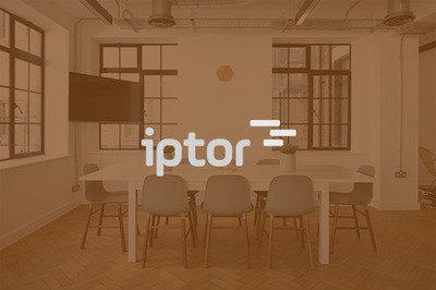 iptor logo - DC1 ERP announcement